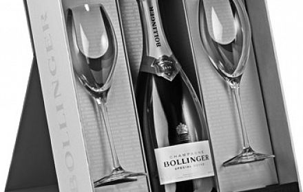 Bollinger 2007 with flutes